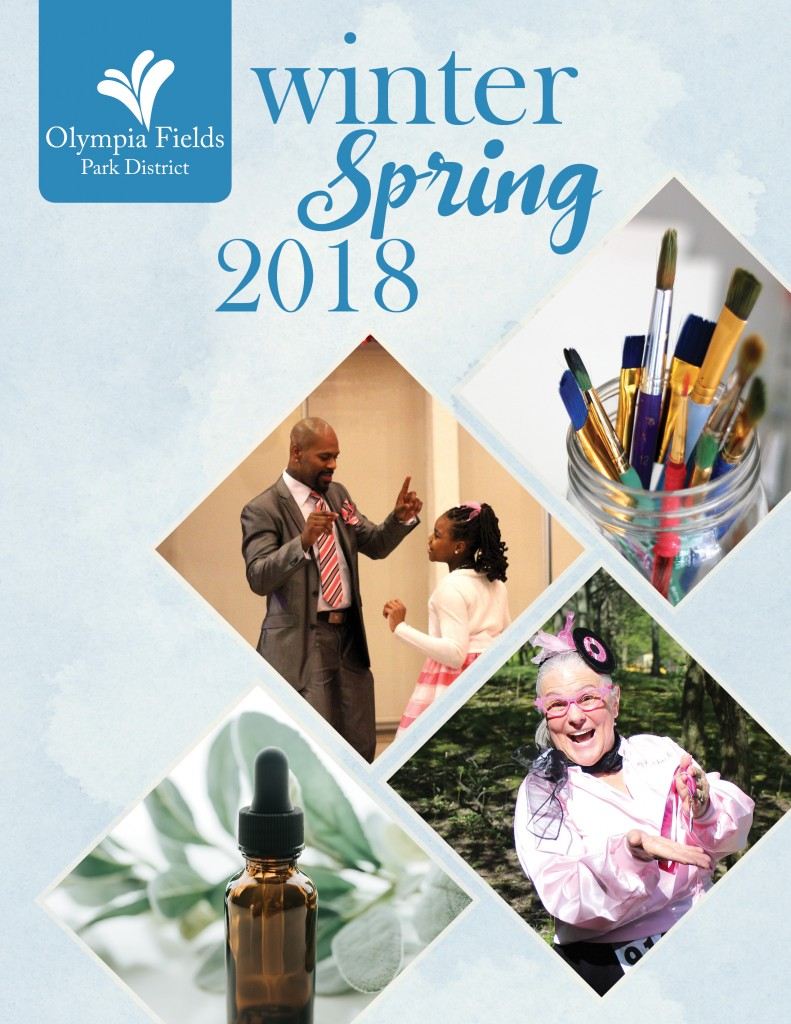 Winter Spring 2018 Brochure