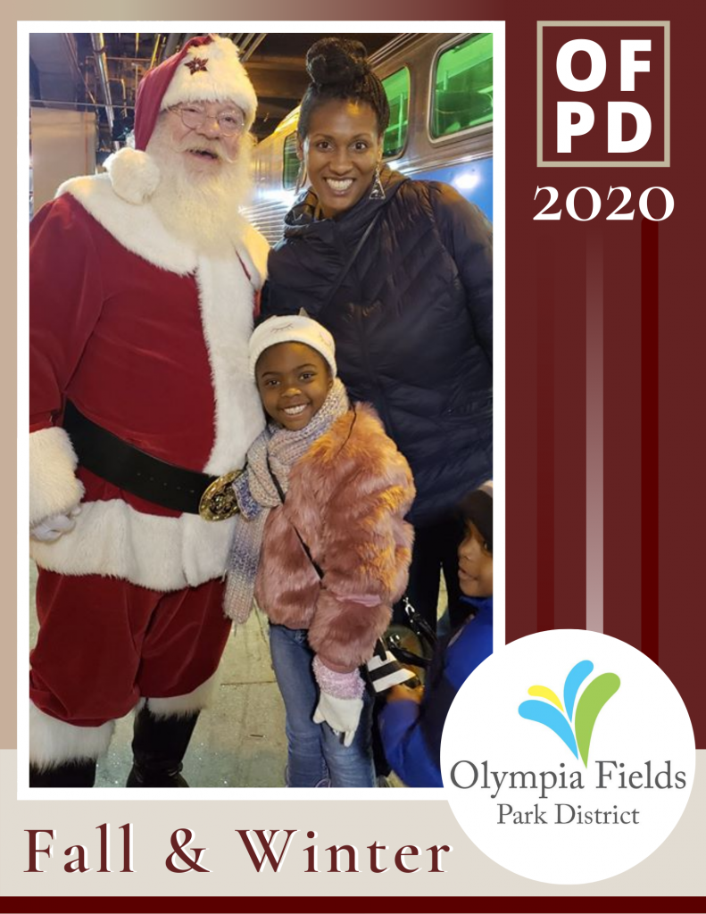 Olympia Christmas Events 2020 Activities   Olympia Fields Park District